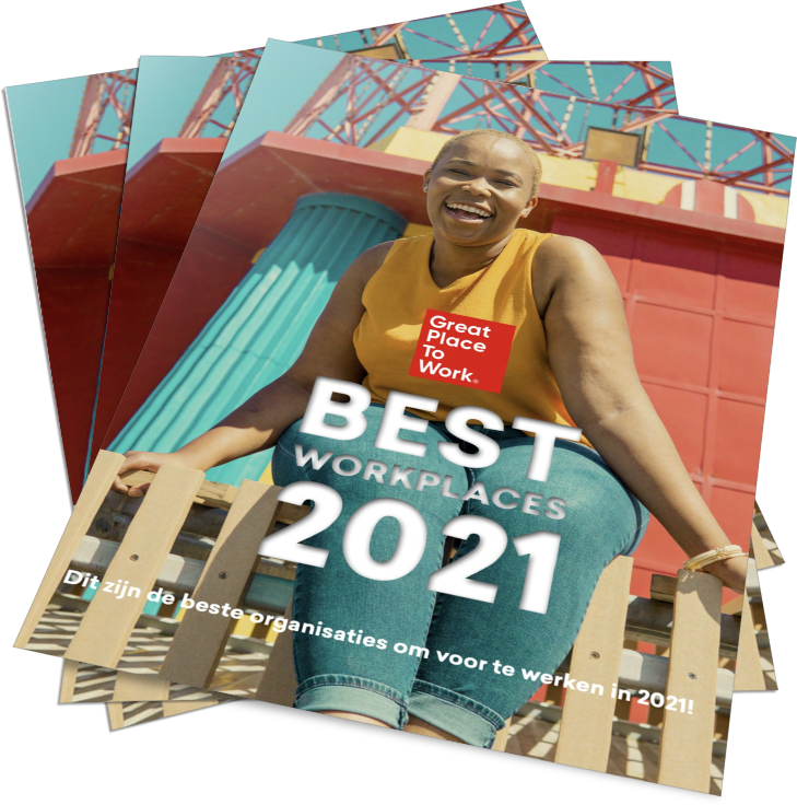 GPTW - Best Workplaces Magazine - 3D Cover - 0621